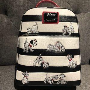 Disney Loungefly 101 Dalmatian Backpack